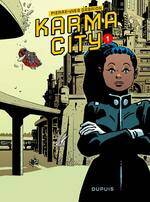 Karma city tome1 de Pierre-Yves Gabrion