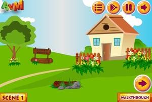 Jouer à AVM Reverend house escape