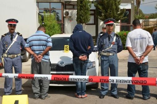 Béni Mellal : Démantèlement d'une bande spécialisée dans le vol de voitures