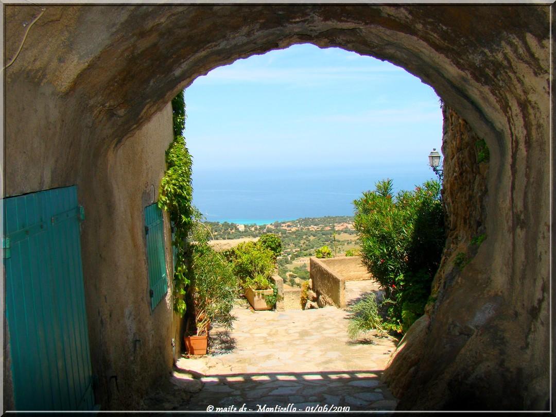 Monticello - Corse
