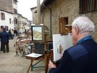 13ème rencontre peinture et sculpture de St Fortunat