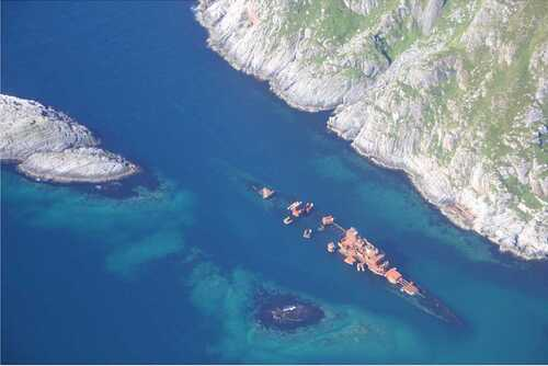 Le croiseur Murmansk