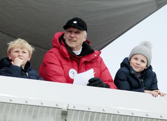 Harald et Sonja