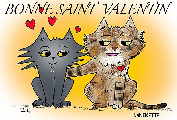 ST Valentin Grigri