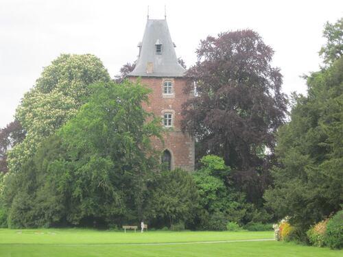 Le Parc d'Enghien - Lu dans « Le Soir » du 5 août 1913