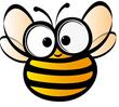 """Résultat de recherche d'images pour """"abeille dessin"""""""