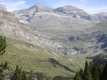 Au pied du Mont Perdu, le cirque de Soaso