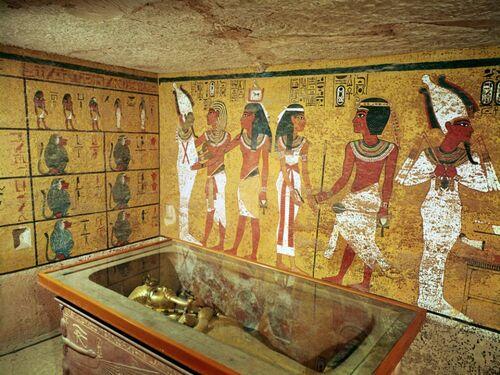 * MON VOYAGE EN EGYPTE (2001)