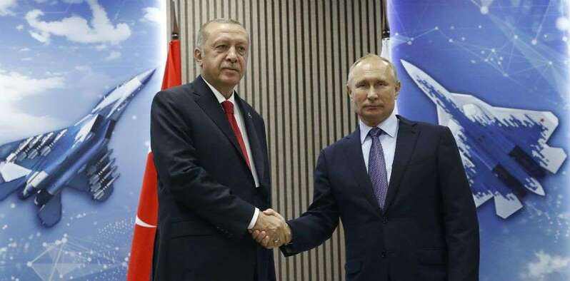 La guerre russo-turque n'aura pas lieu