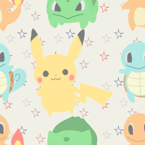 pattern pokemon