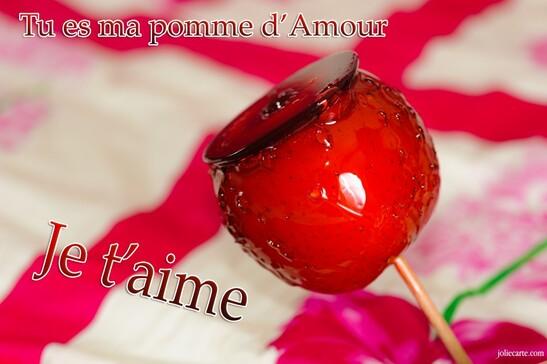 """Résultat de recherche d'images pour """"Pommes d'amour Tubes"""""""