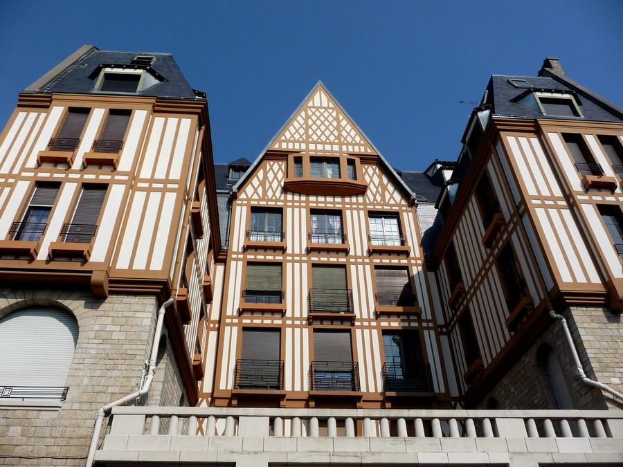 Amiens et ses habitations ...