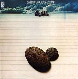Spiritual Concept - Same - Complete LP