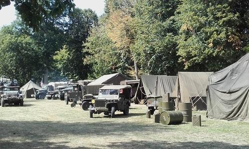Samedi 31 août et dimanche 1er septembre à Breteuil (Breteuil-sur-Iton, Eure)