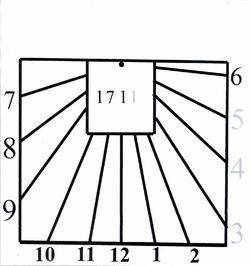 Gnomon'IFS : le cadran solaire d'Ifs
