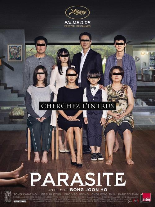 Découvrez la bande-annonce de PARASITE, réalisé par Bong Joon ho en compétition au festival de Cannes ! Le 5 juin 2019 au cinéma