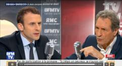 Macron le faiseur de brouillard