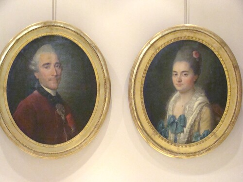 Les grands personnages au Musée du Châtillonnais