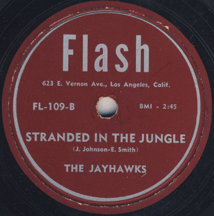 Side by Side 49 - Stranded in the Jungle - The Jayhawks/New York Dolls