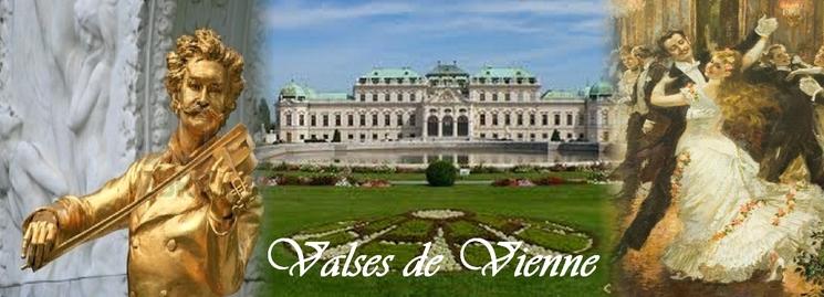 ***   LES VALSES DE VIENNE  ***