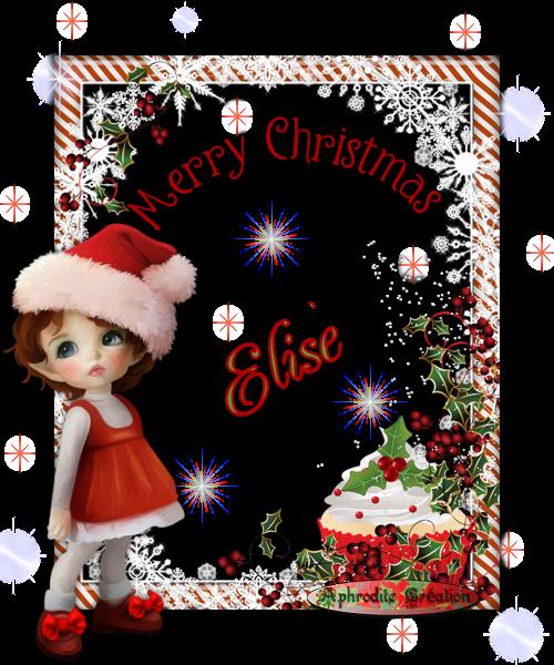 Cadeau pour Elise