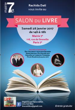 Salon lire c'est libre 2017