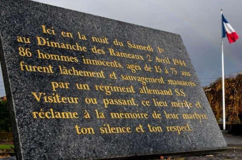 """Massacre d'Ascq : l'ancien SS qui n'a """"aucun regret"""" rattrapé par la justice à 96 ans !!!"""