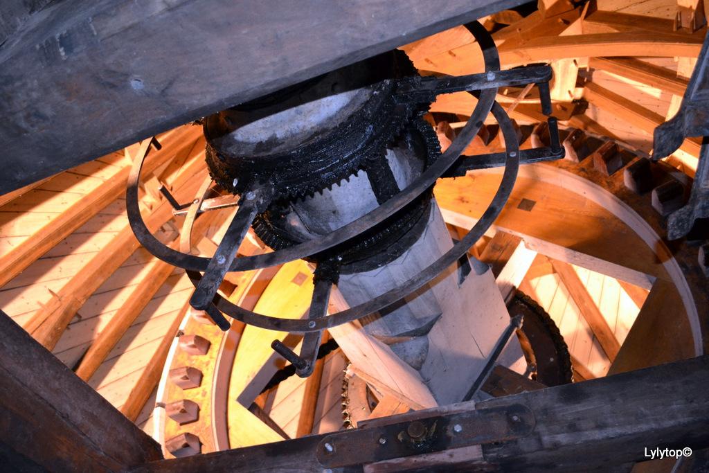 le moulin du Cotentin de Fierville les mines