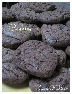 Les cookies, c'est bon à l'infini !!!
