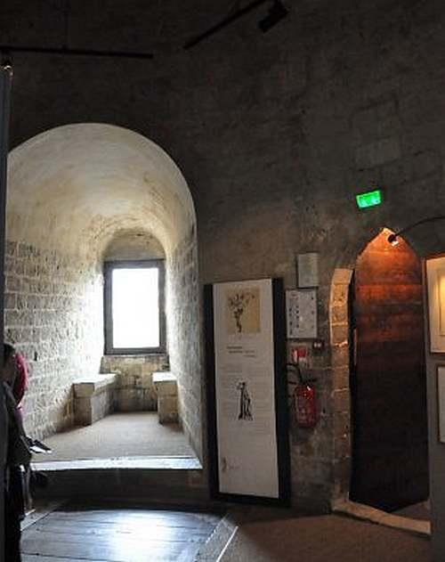 Tour Jeanne d'Arc à Rouen (Seine-Maritime)