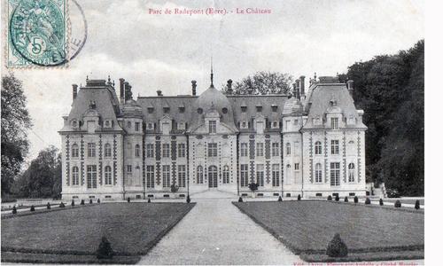 LES REMPARTS DE RADEPONT (Eure)