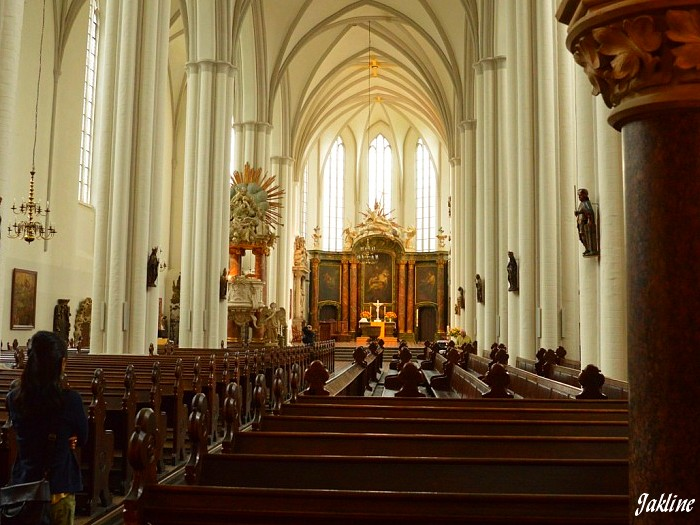 Berlin, Eglise Sainte-Marie-01