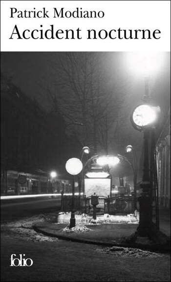 Accident nocturne de Patrick Modiano