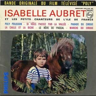 Isabelle Aubret, 1961 premier 45 tours