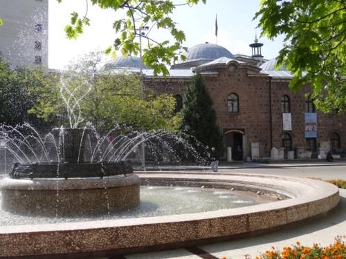 Sofia: autour du musée archéologique national (photos)