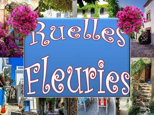Ruelles Fleuries