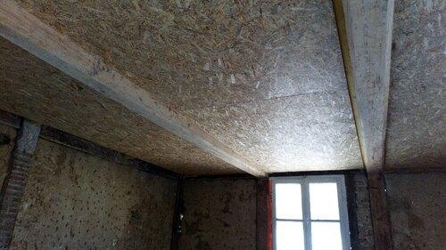 Il était une fois une maison #3: les planchers