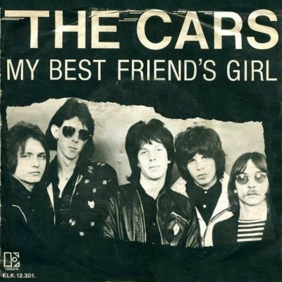 Cars - My Best Friend's Girl - 1978
