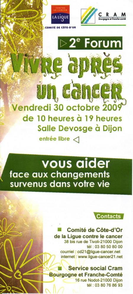 Le salon d'Automne 2009, à Chamesson