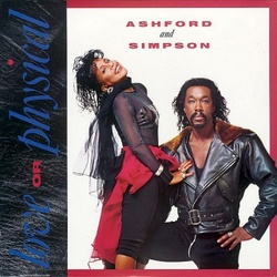 Ashford & Simpson - Love Or Physical - Complete LP