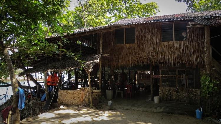 18 Juillet- Tenenggaru - Kapas Island... carte postale...