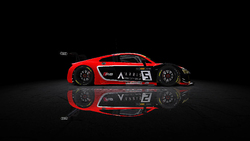 Team Adina Apartment Hotels Audi R8 LMS
