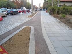 Pistes cyclables à Sofia