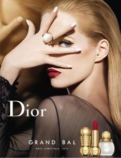 Collection Hiver 2012 Dior : Prête pour le grand bal ?