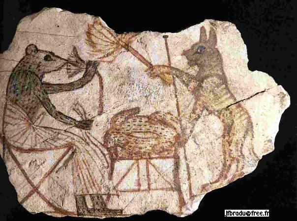"""Résultat de recherche d'images pour """"gif souris et Egypte"""""""