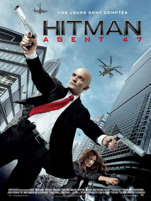 """Bonsoir à l'honneur : """" Hitman : Agent 47 """""""