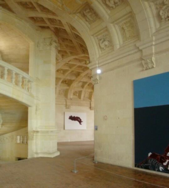Chambord, expo 3