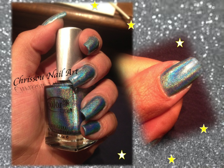 "Color club ""over the moon"""