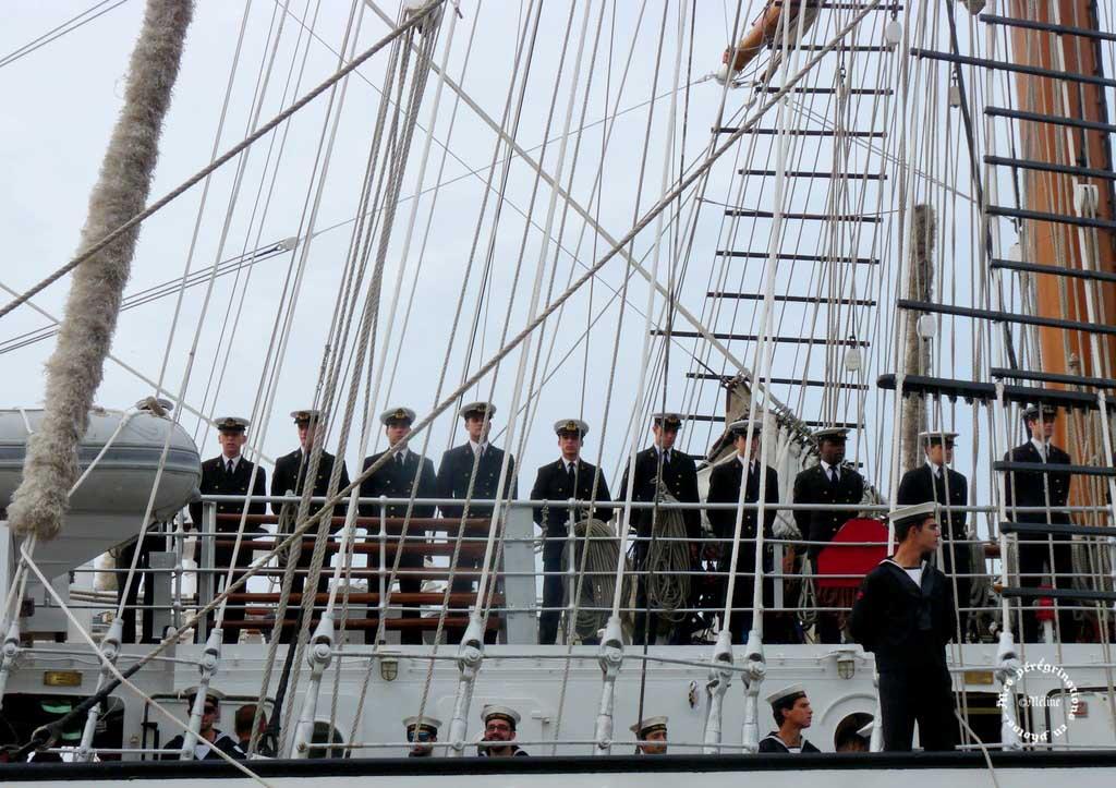 L'Armada des Voiliers et des hommes - ROUEN (7)