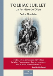 Cédric BLONDELOT - Tolbiac Juillet, la fenêtre de Dieu